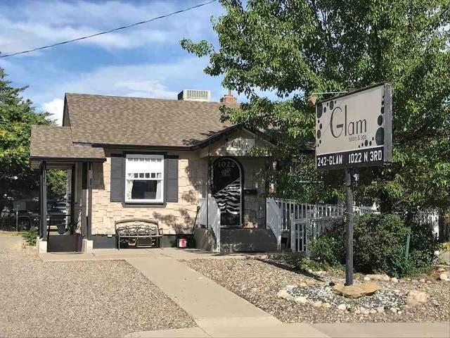 1022 N 3rd Street, Grand Junction, CO 81501 (MLS #20213363) :: The Joe Reed Team