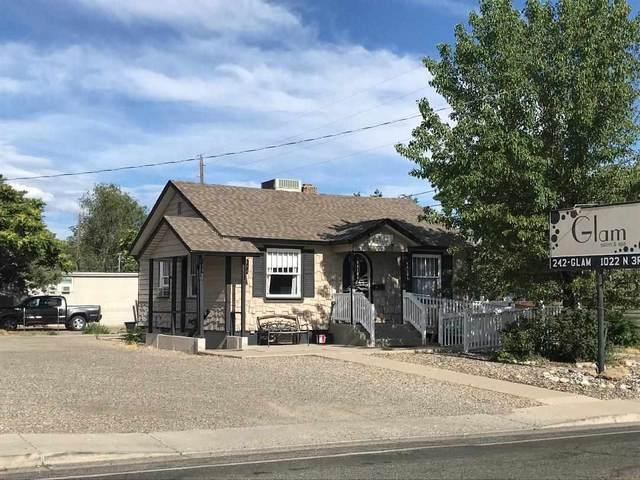 1022 N 3rd Street, Grand Junction, CO 81501 (MLS #20213365) :: The Joe Reed Team
