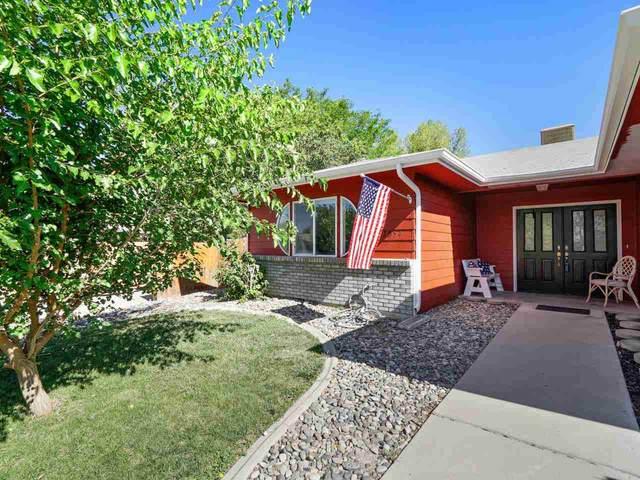 3054 Avalon Court, Grand Junction, CO 81504 (MLS #20213373) :: The Danny Kuta Team