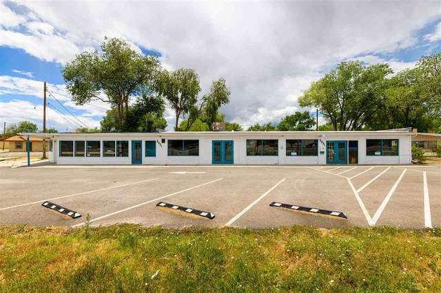 2651 Highway 50, Grand Junction, CO 81503 (MLS #20213399) :: The Danny Kuta Team