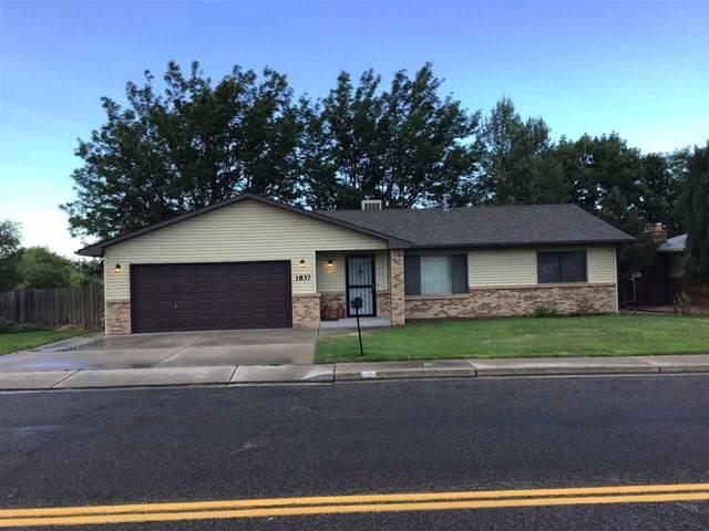 1837 Ridge Drive, Grand Junction, CO 81506 (MLS #20213466) :: Michelle Ritter