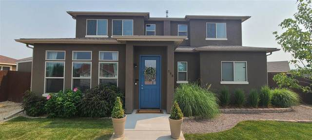 566 Pine Meadows Drive, Grand Junction, CO 81504 (MLS #20213540) :: The Christi Reece Group