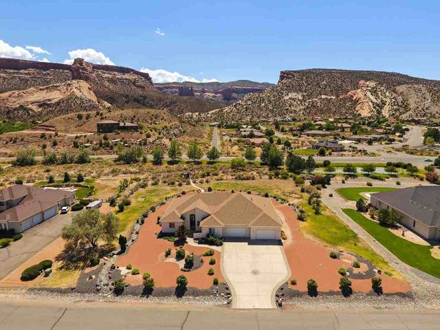 677 Curecanti Circle, Grand Junction, CO 81507 (MLS #20213548) :: The Christi Reece Group