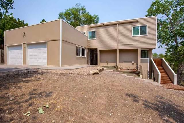 410 Ridgeway Drive, Grand Junction, CO 81507 (MLS #20213556) :: The Danny Kuta Team
