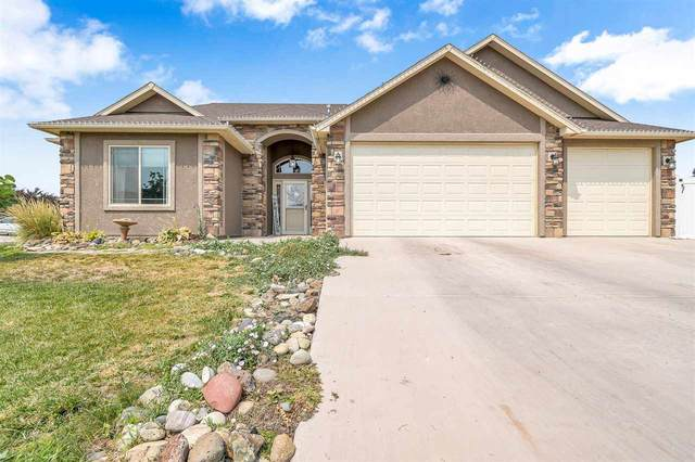 2948 Mia Drive, Grand Junction, CO 81503 (MLS #20213577) :: Lifestyle Living Real Estate