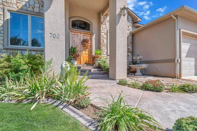 700 Roundup Drive, Grand Junction, CO 81507 (MLS #20213626) :: The Kimbrough Team   RE/MAX 4000
