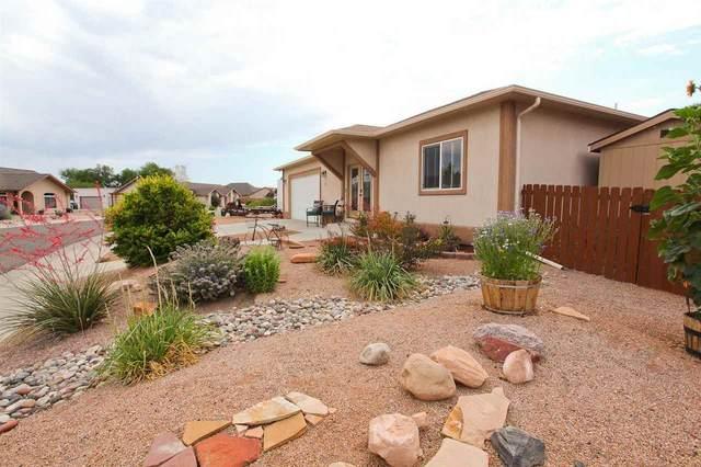 1261 Santa Fe Circle, Fruita, CO 81521 (MLS #20213631) :: Lifestyle Living Real Estate