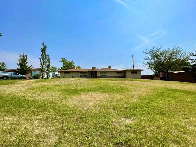 106 Santa Fe Drive, Grand Junction, CO 81501 (MLS #20213632) :: The Danny Kuta Team