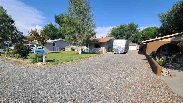 288 1/2 Pine Street, Grand Junction, CO 81503 (MLS #20213841) :: The Kimbrough Team | RE/MAX 4000