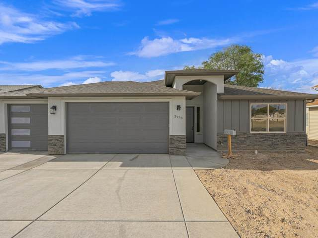 2953 Bret Drive, Grand Junction, CO 81504 (MLS #20213929) :: The Kimbrough Team | RE/MAX 4000
