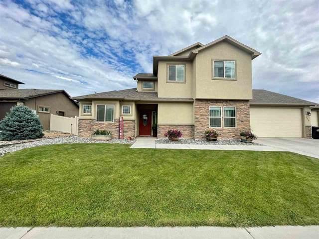628 Bradford Drive, Grand Junction, CO 81504 (MLS #20213939) :: CENTURY 21 CapRock Real Estate
