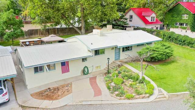 105 Park Drive, Grand Junction, CO 81501 (MLS #20213945) :: The Grand Junction Group with Keller Williams Colorado West LLC