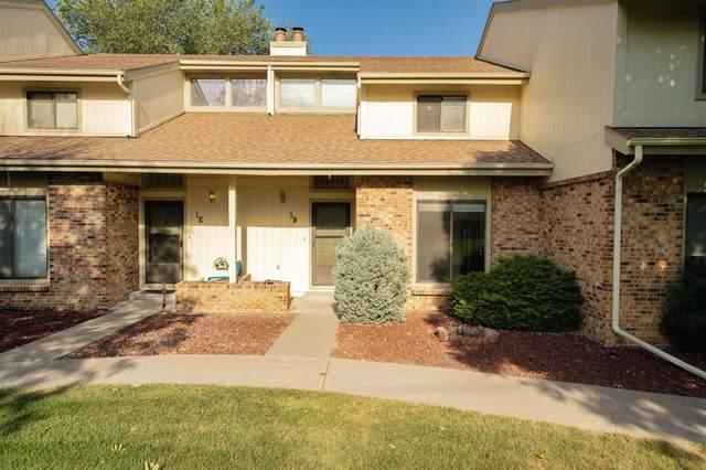 2675 Springside Court 1D, Grand Junction, CO 81506 (MLS #20214071) :: Michelle Ritter