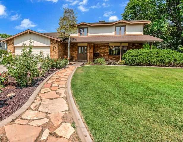 2636 Chestnut Drive, Grand Junction, CO 81506 (MLS #20214230) :: The Kimbrough Team | RE/MAX 4000