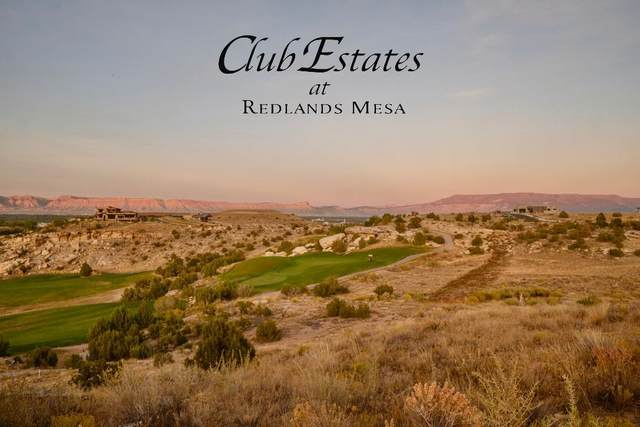 2316 Club Estates Drive, Grand Junction, CO 81507 (MLS #20214266) :: Lifestyle Living Real Estate