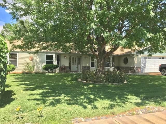 1550 Ridge Drive, Grand Junction, CO 81506 (MLS #20214462) :: Lifestyle Living Real Estate
