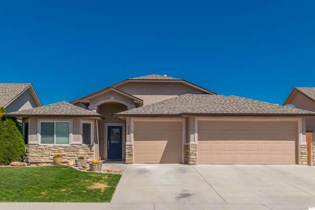 2934 Sylvia Lane, Grand Junction, CO 81504 (MLS #20214478) :: Michelle Ritter