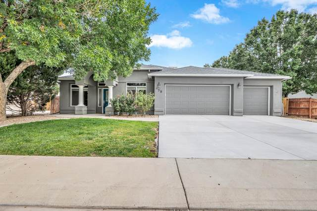 458 Amelia Rose Court, Fruita, CO 81521 (MLS #20214532) :: Lifestyle Living Real Estate