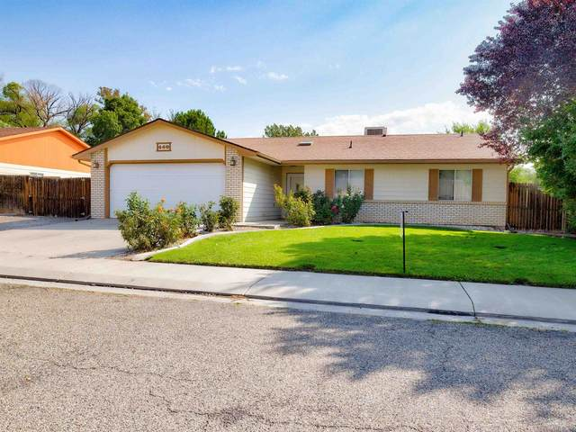 640 Avalon Drive, Grand Junction, CO 81504 (MLS #20214540) :: The Christi Reece Group