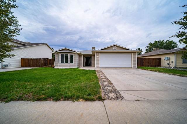 405 Pintail Avenue, Grand Junction, CO 81504 (MLS #20214544) :: The Kimbrough Team | RE/MAX 4000