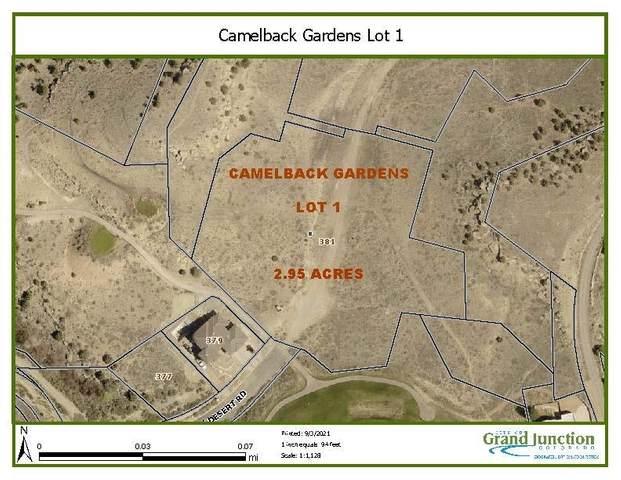 381 High Desert Road A, Grand Junction, CO 81507 (MLS #20214609) :: Lifestyle Living Real Estate