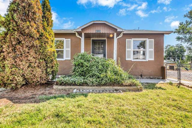 410 Lois Street, Clifton, CO 81520 (MLS #20214627) :: The Grand Junction Group with Keller Williams Colorado West LLC