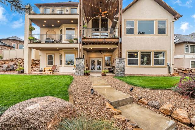 704 Roundup Drive, Grand Junction, CO 81507 (MLS #20214655) :: The Kimbrough Team | RE/MAX 4000
