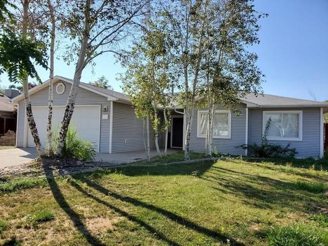 3147 W Merganser Lane, Grand Junction, CO 81504 (MLS #20214737) :: Western Slope Real Estate
