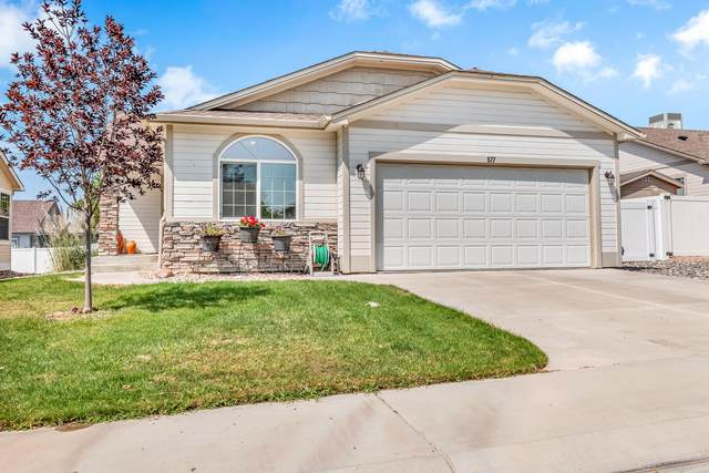 577 Gable Court, Grand Junction, CO 81501 (MLS #20214749) :: The Kimbrough Team | RE/MAX 4000