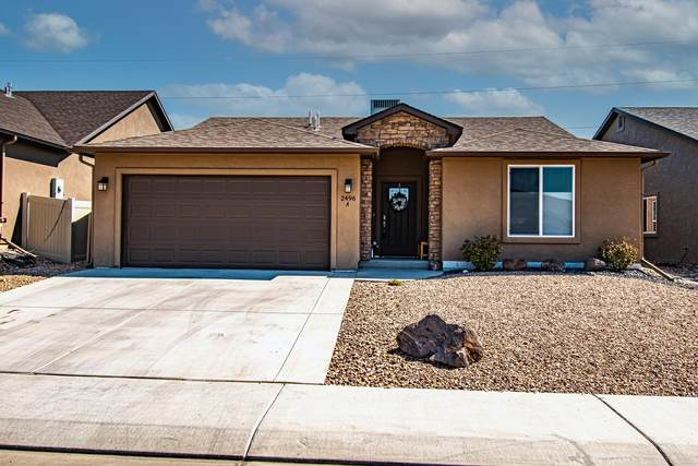 2496 Apex Avenue A, Grand Junction, CO 81505 (MLS #20215013) :: The Joe Reed Team