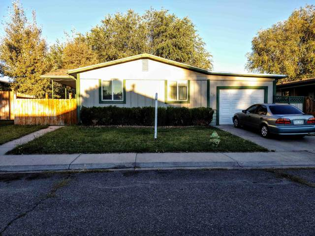 418 Glendale Way, Grand Junction, CO 81504 (MLS #20215093) :: Lifestyle Living Real Estate