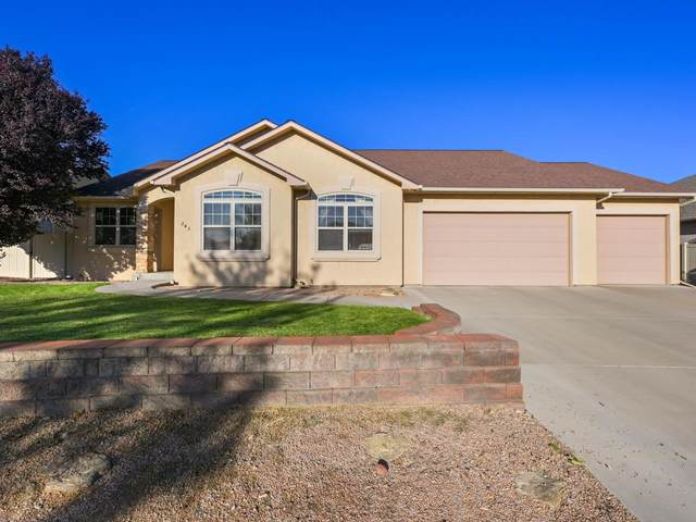 243 Papago Street, Grand Junction, CO 81503 (MLS #20215125) :: Michelle Ritter