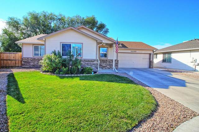 3083 Canyon Land Drive, Grand Junction, CO 81504 (MLS #20215237) :: The Christi Reece Group