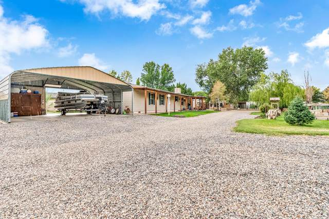 2931 Plymouth Road, Grand Junction, CO 81503 (MLS #20215242) :: The Joe Reed Team