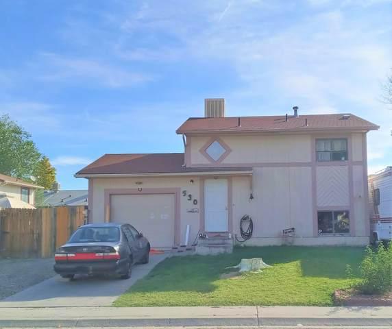 530 Garland Street, Clifton, CO 81520 (MLS #20215356) :: The Christi Reece Group
