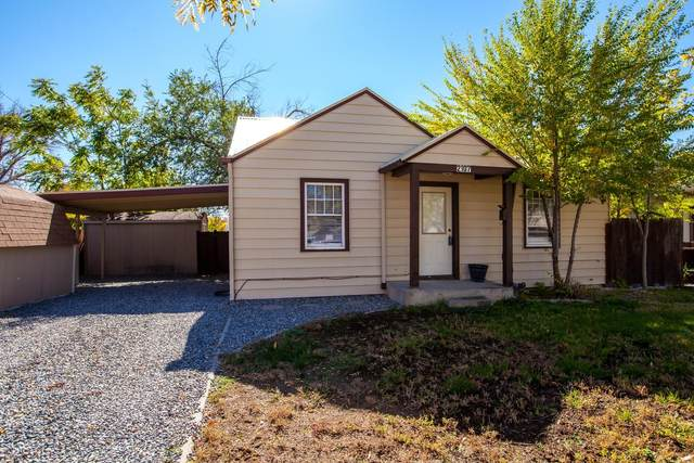 2107 Manor Avenue, Grand Junction, CO 81501 (MLS #20215385) :: The Christi Reece Group