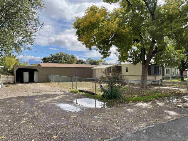 604 Tropicana Drive, Grand Junction, CO 81504 (MLS #20215419) :: Michelle Ritter