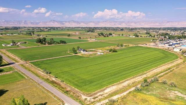 888 21 Road Split Parcel, Grand Junction, CO 81505 (MLS #20215440) :: CENTURY 21 CapRock Real Estate