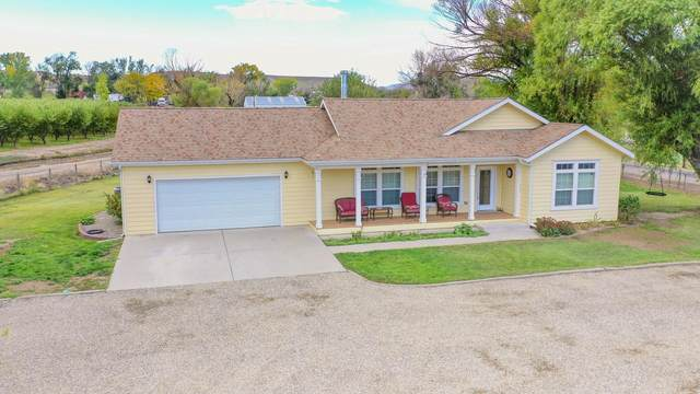 282 32 1/2 Road, Grand Junction, CO 81503 (MLS #20215451) :: CENTURY 21 CapRock Real Estate