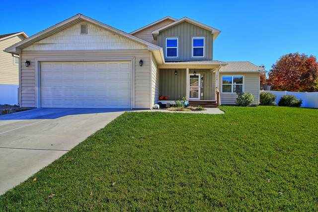 619 Silver Mountain Drive, Grand Junction, CO 81504 (MLS #20215644) :: The Grand Junction Group with Keller Williams Colorado West LLC