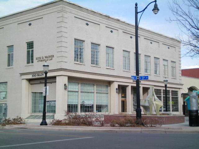 300 S Main Street 203/04, Grand Junction, CO 81501 (MLS #681615) :: The Grand Junction Group
