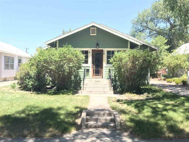 320 Gunnison Avenue, Grand Junction, CO 81501 (MLS #20173314) :: Keller Williams CO West / Mountain Coast Group