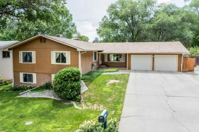 3111 Northridge Drive, Grand Junction, CO 81506 (MLS #20173780) :: The Christi Reece Group
