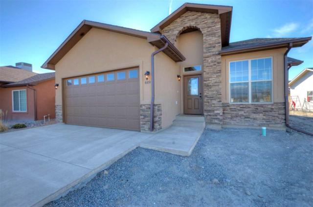 449 29 1/2 Road, Grand Junction, CO 81504 (MLS #20174706) :: The Grand Junction Group