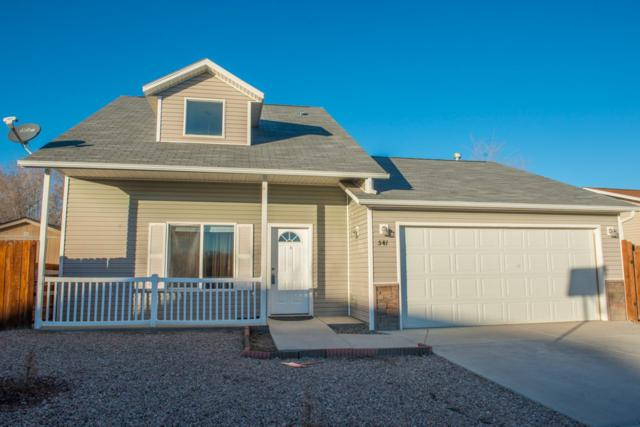 541 Purple Ash Circle, Clifton, CO 81520 (MLS #20180136) :: The Grand Junction Group