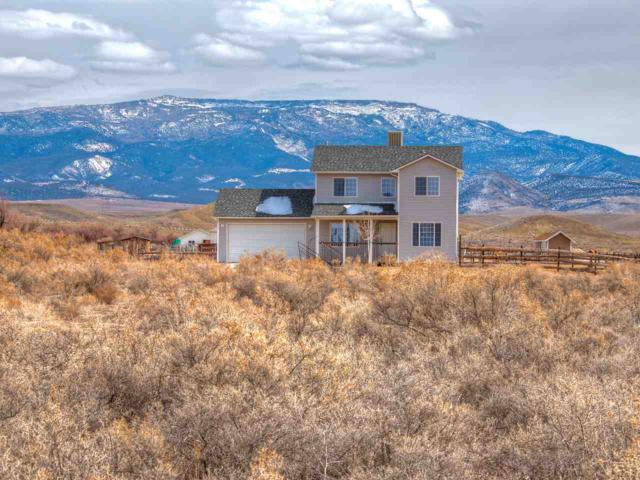 7840 Bean Ranch Road, Whitewater, CO 81527 (MLS #20180942) :: Keller Williams CO West / Mountain Coast Group