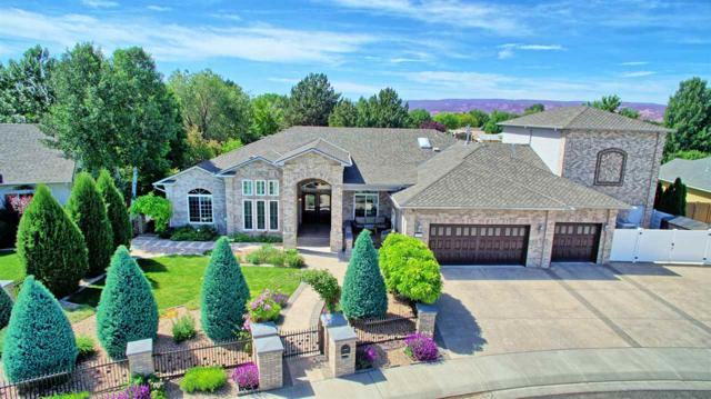 3716 Christensen Court, Grand Junction, CO 81506 (MLS #20181185) :: The Christi Reece Group