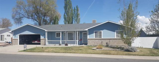 596 Darby Drive, Grand Junction, CO 81504 (MLS #20182241) :: The Borman Group at eXp Realty