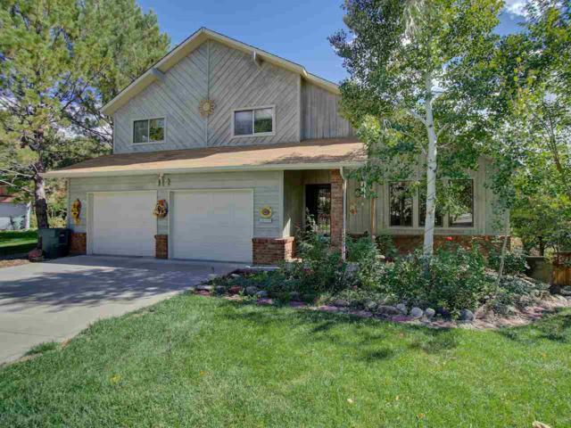 412 Ridgeway Drive, Grand Junction, CO 81507 (MLS #20184888) :: The Grand Junction Group with Keller Williams Colorado West LLC