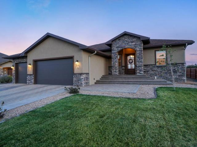 178 Skyline Ridge Court, Grand Junction, CO 81503 (MLS #20185551) :: The Grand Junction Group with Keller Williams Colorado West LLC
